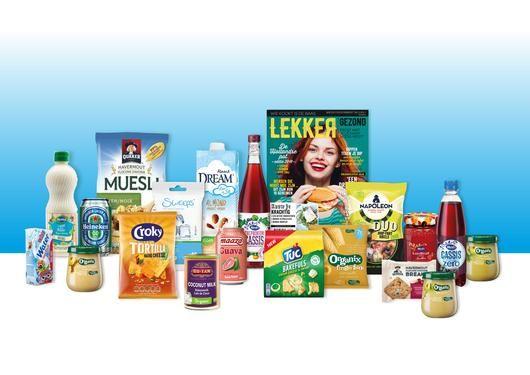 Boodschappenpakket van €40 voor €9,95 [Happy Box]