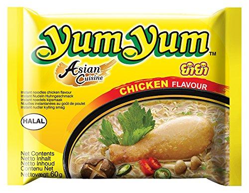 45x Yum Yum Instant Noedels (Kip) @Amazon.de