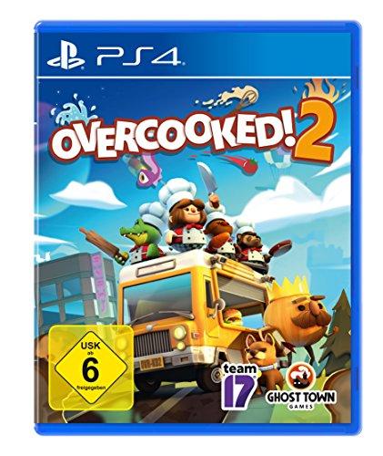 Overcooked! 2 voor PS4 @Amazon.de