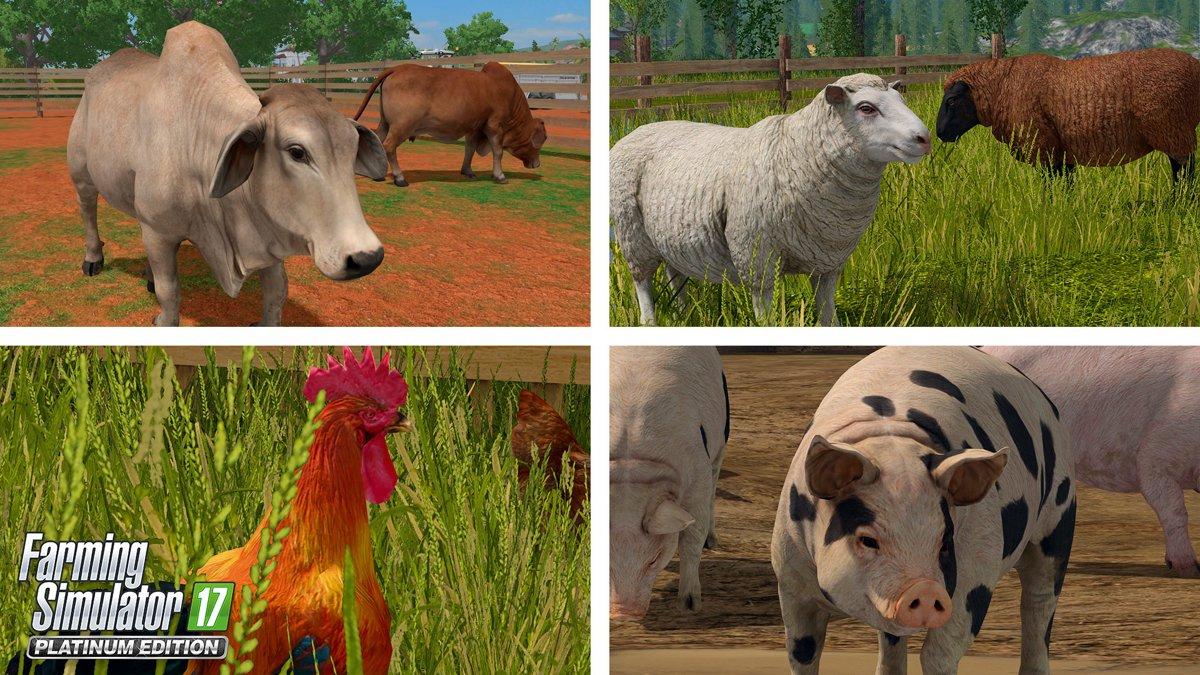 Farming Simulator 17 Platinum Edition + Steelbook - Windows