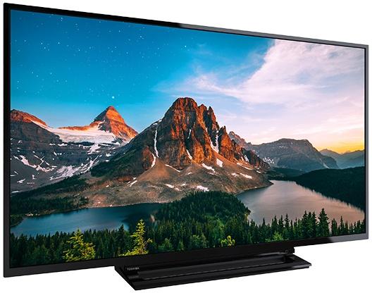 "Toshiba 43V5863DG 43"" 4K Ultra HD Smart TV Zwart"