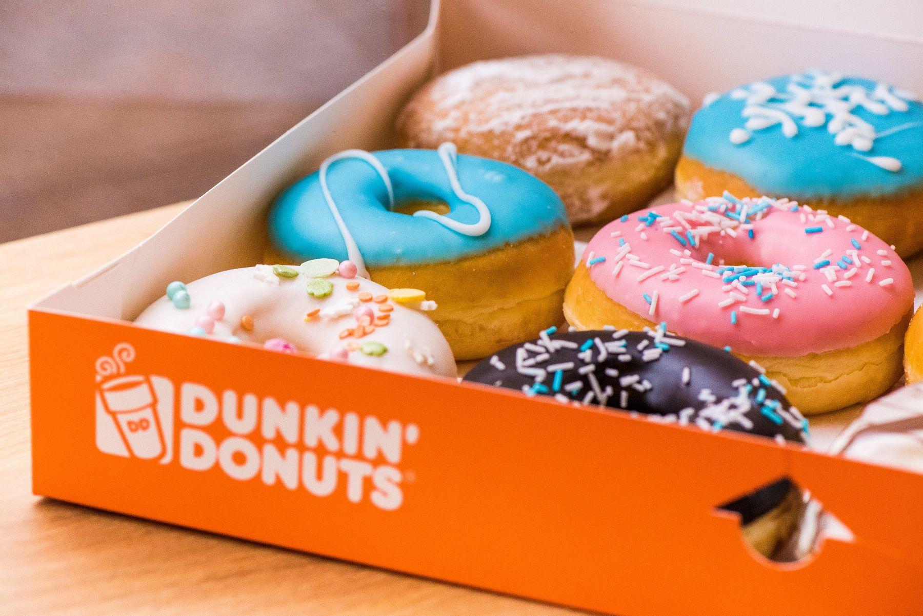 Gratis Dunkin Donut bij downloaden van de app!