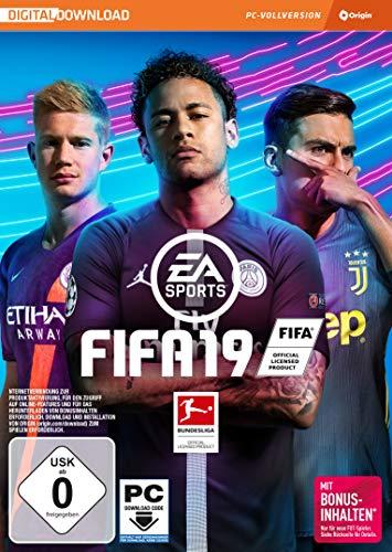 FIFA 19 - Standard Edition   PC Download - Origin Code @ Amazon.de