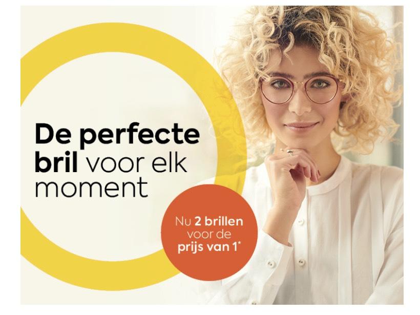 2e bril gratis bij eye wish