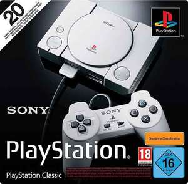 [Grensdeal] Playstation Classic @Otto.de