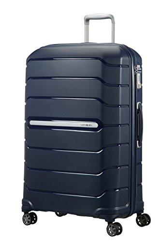 SAMSONITE Flux Spinner 75/28 zwart/blauw @ Amazon.de