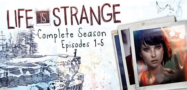 Life is Strange Complete Season (Episodes 1-5) @steam