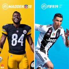Madden NFL 19 - FIFA 19 bundle