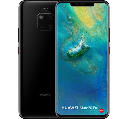 Huawei Mate 20 Pro (€ 100 cashback tot 4 augustus)