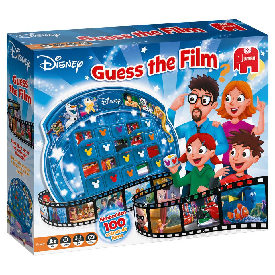 Disney Guess The Film Spel @bol.com