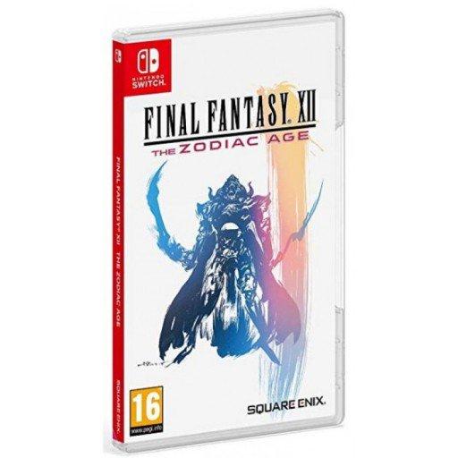 Final Fantasy XII - The Zodiac Age - Nintendo Switch