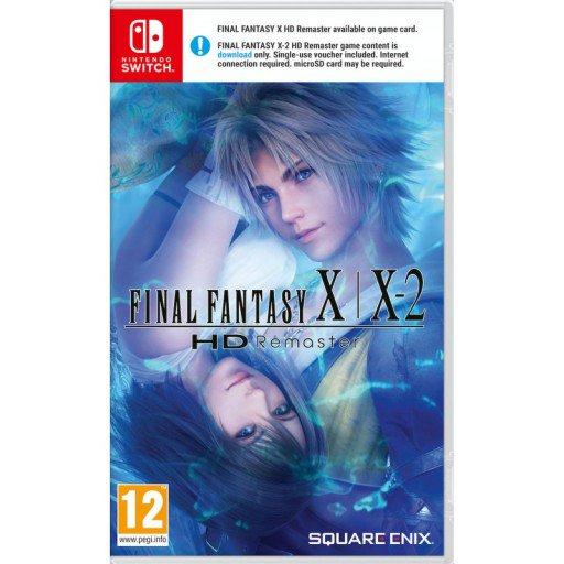 Final Fantasy X & X-2 - Nintendo Switch