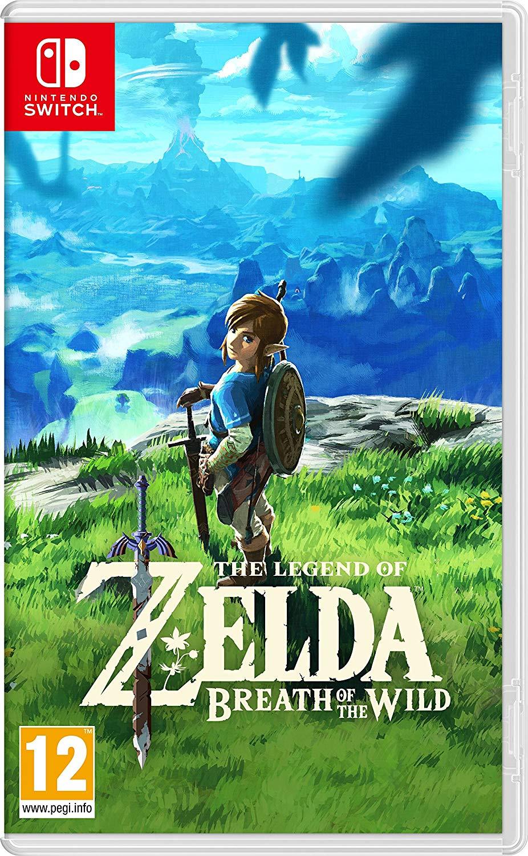 The Legend of Zelda: Breath of the Wild - Nintendo Switch @ Amazon.it