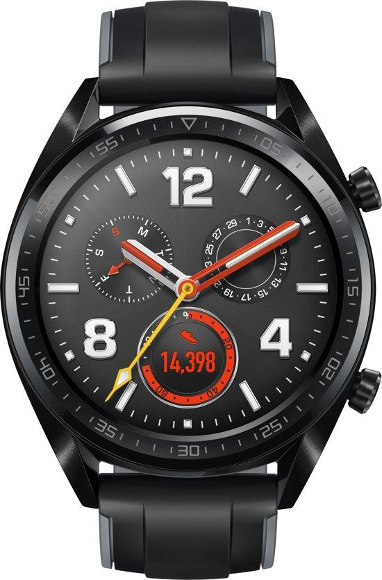 Huawei Watch GT - Smartwatch - Zwart