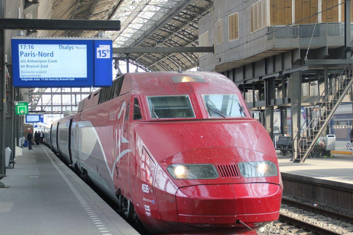 Enkeltjes Parijs met de Thalys slechts €9 & eerste klas vanaf slechts €12 [Kinder Tarief]