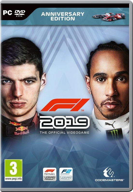 F1 2019 PC @ bol.com