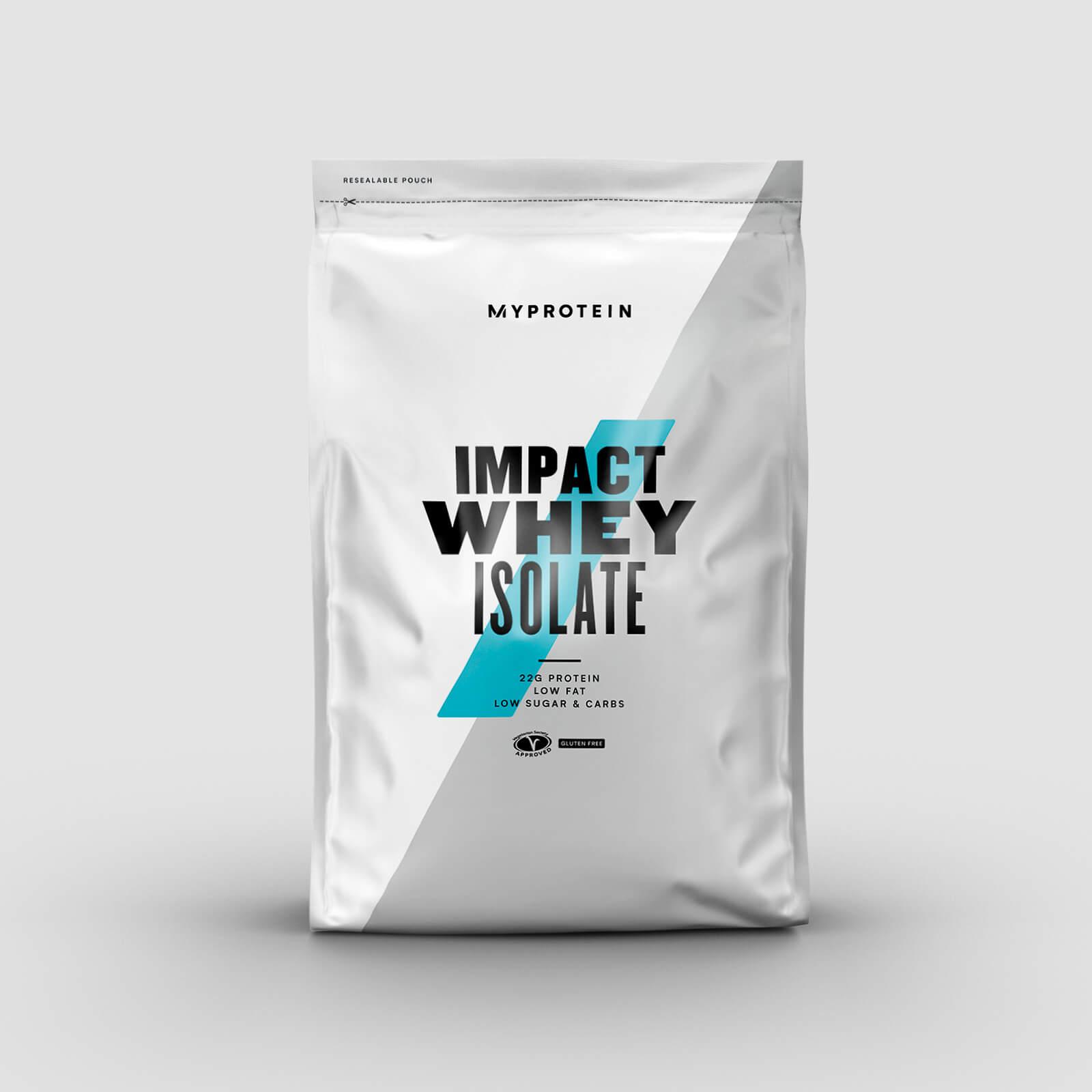 Myprotein 5 kilo Whey Isolaat Blueberry Smaak