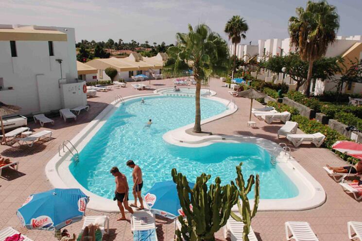 8 dagen in een bungalow op Gran Canaria voor 319,- p.p. @D-reizen