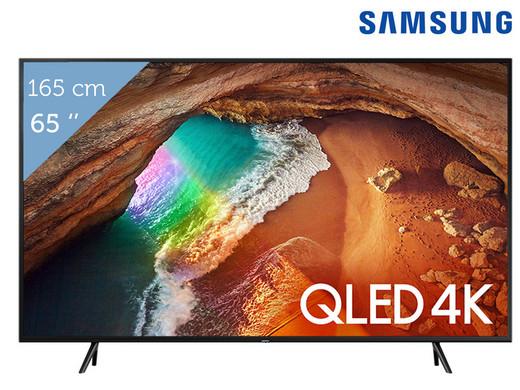 "Samsung QE65Q60R 65"" 4K QLED TV @ ibood.com"