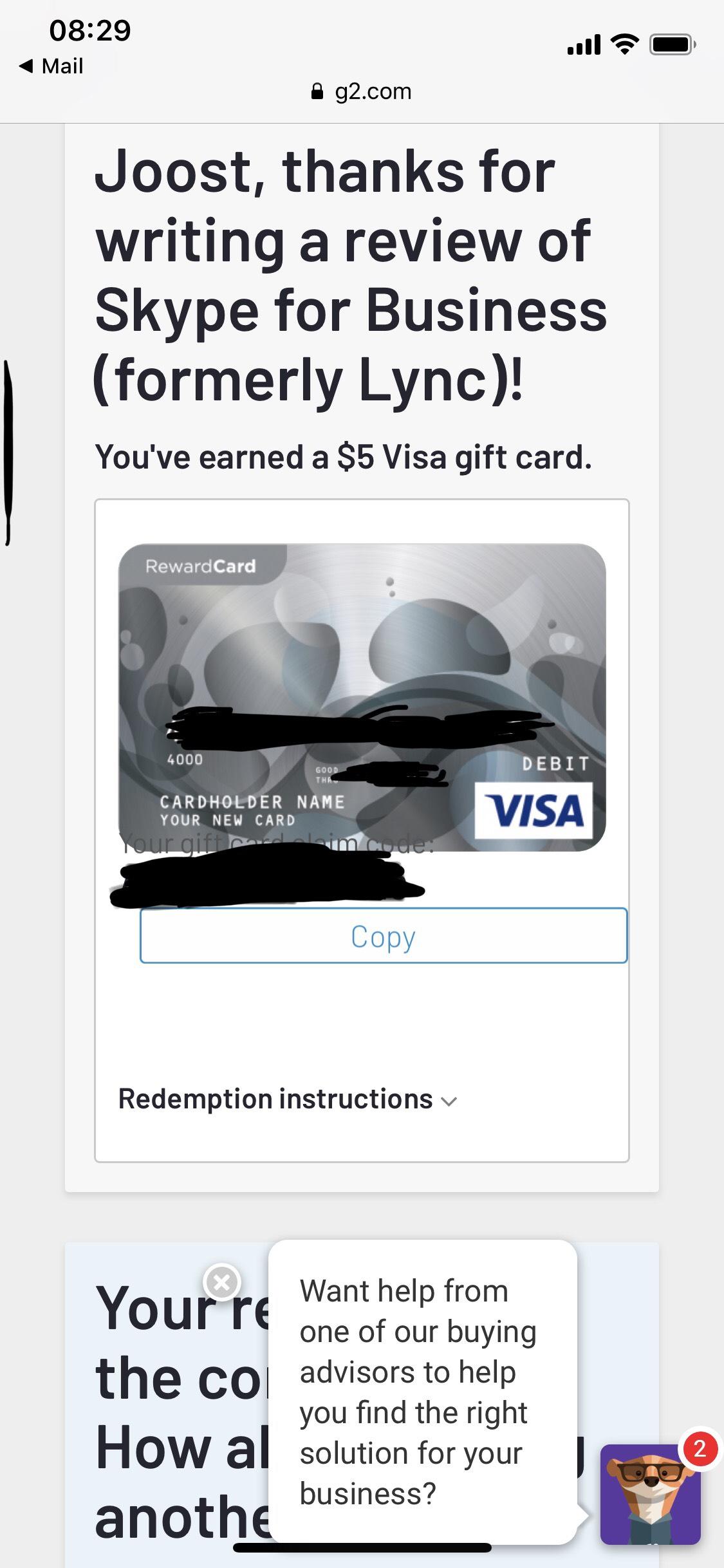 [Gratis geld] Ontvang onbeperkt gratis VISA prepaid cards van 5$.