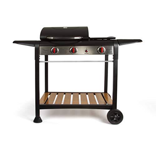 Livoo DOC208 gasbarbecue voor €94,84 @ Amazon.de