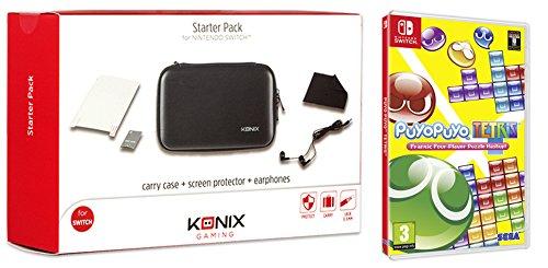 Puyo Puyo Tetris + Konix accessoire-set (Nintendo Switch)