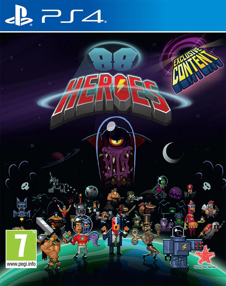 88 Heroes (PS4) @ Zavvi.nl