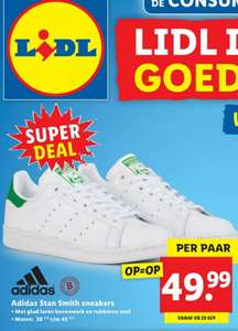 Adidas Stan Smith sneakers @lidl