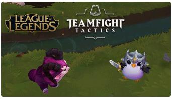 [Twitch Prime] League of Legends: TFT Little Legends @twitch.amazon.com