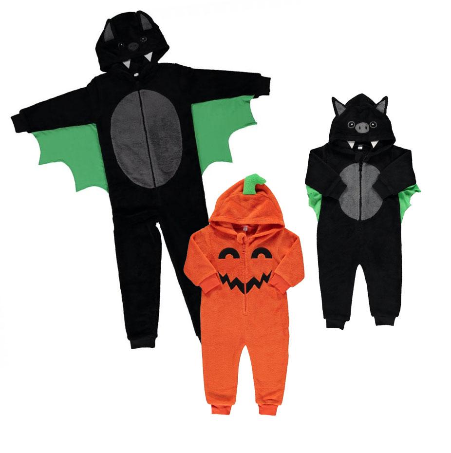 Halloween onesie - baby / kids - €6,99 // €8,99 @ Zeeman