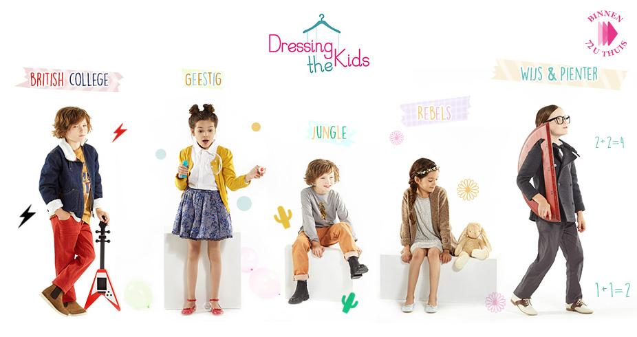 Kids merkkleding en schoenen sale - tot 71% korting @ Showroomprivé