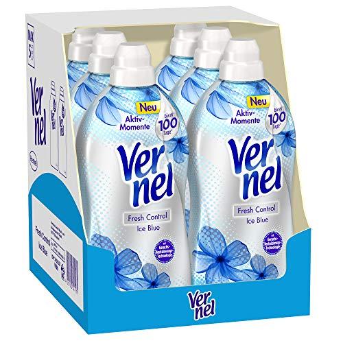 Vernel (=SIlan) Ice Blue wasverzachter 6x 60 wasbeurten (Amazon.de)
