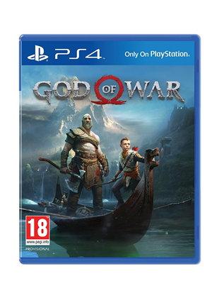 God of War - PS4 - Base.com
