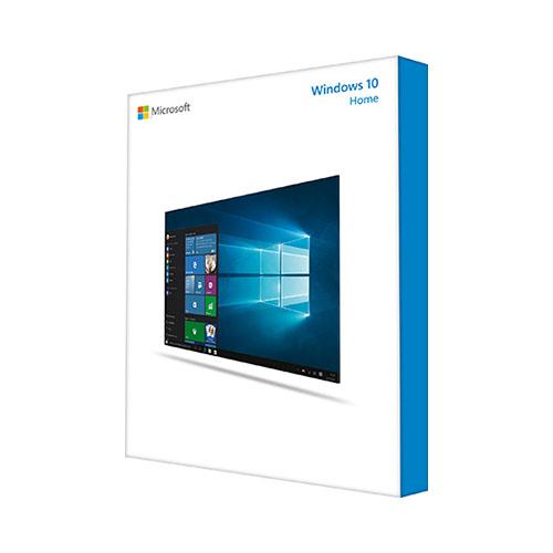 Microsoft Windows 10 Home of Professional