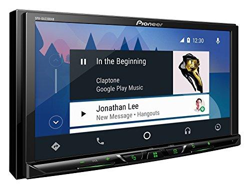 Pioneer SPH-DA230DAB 2DIN Autoradio, 7 inch Clear-Resistive-touchpaneel, bluetooth, DAB+, Apple CarPlay, Android Auto (Amazon DE)