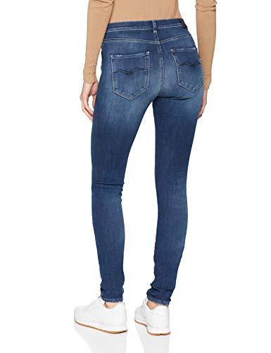 Replay Skinny Jeans Stella Dames 24W/32L