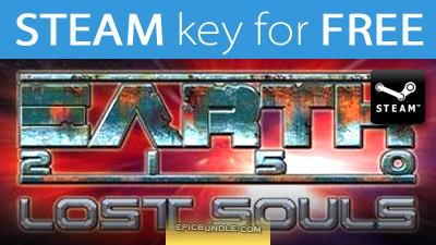 Earth 2150 - Lost Souls (Steam) gratis @ DLH.net