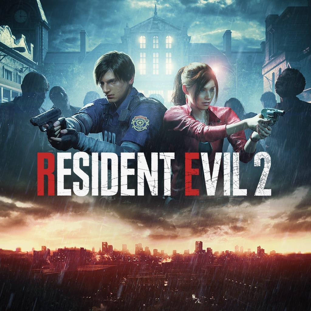 RESIDENT EVIL 2 / BIOHAZARD RE:2 REMAKE (Steam) @ Gamersgate UK