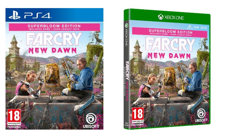 Far Cry New Dawn Superbloom Edition - Xbox One & PS4