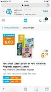 Perla Dolce Gusto Cups