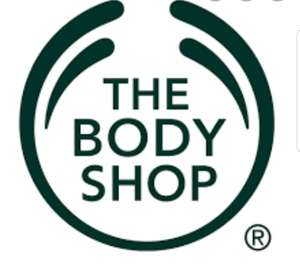 The Body shop 50% korting op 2e product skincare, make-up of parfum