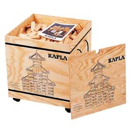 Kapla 1000 bouwstenen incl box @ Pinkorblue