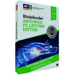 Bitdefender Antivirus Plus (Lifetime licentie)