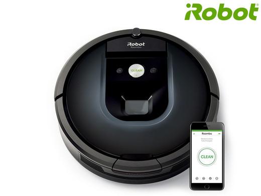 iRobot Roomba 980/981 Robotstofzuiger | Black Edition