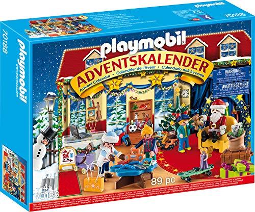 PLAYMOBIL Adventskalender - Speelgoedwinkel - 70188