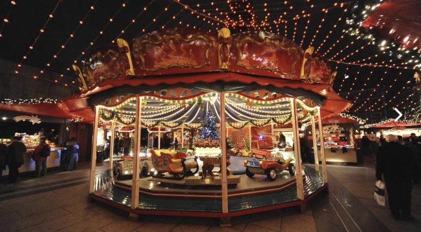 Bezoek de sfeervolle kerstmarkt in Keulen vanaf 16 euro