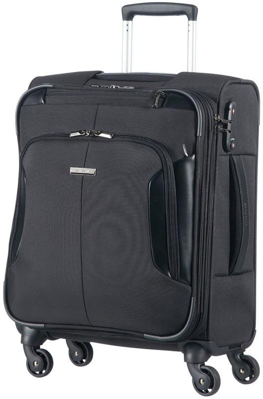 Samsonite XBR Spinner laptoptrolley @ Viking Direct