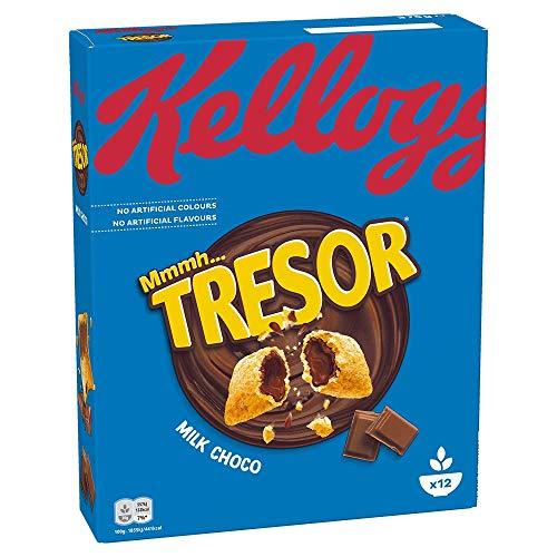 Kellogg's Tresor 4-pack melkchocolade (4 x 375 gram)