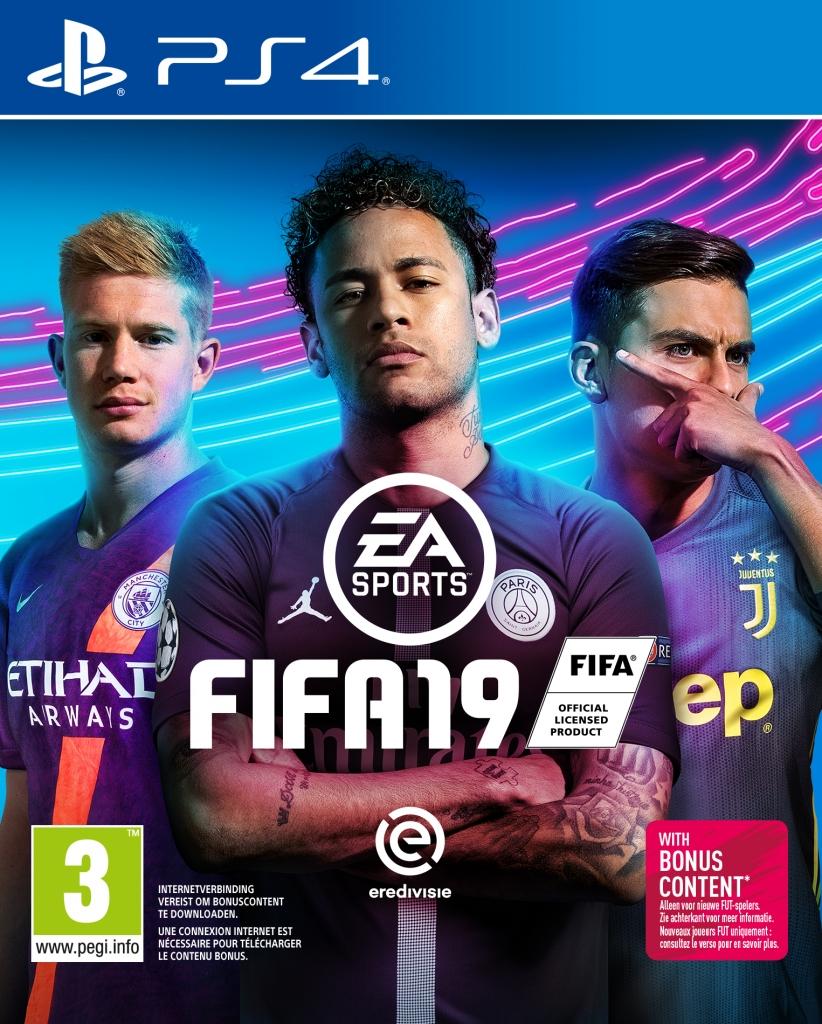FIFA 19 PS4 @Intertoys
