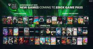 Update Xbox Game Pass - Age of Empires 2, Rage 2, The Talos Principles, Planetfall